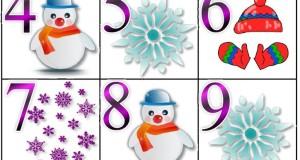 Календарь садовых работ зимой